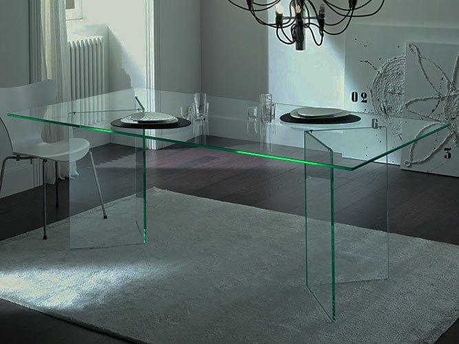 bespoke glass furniture