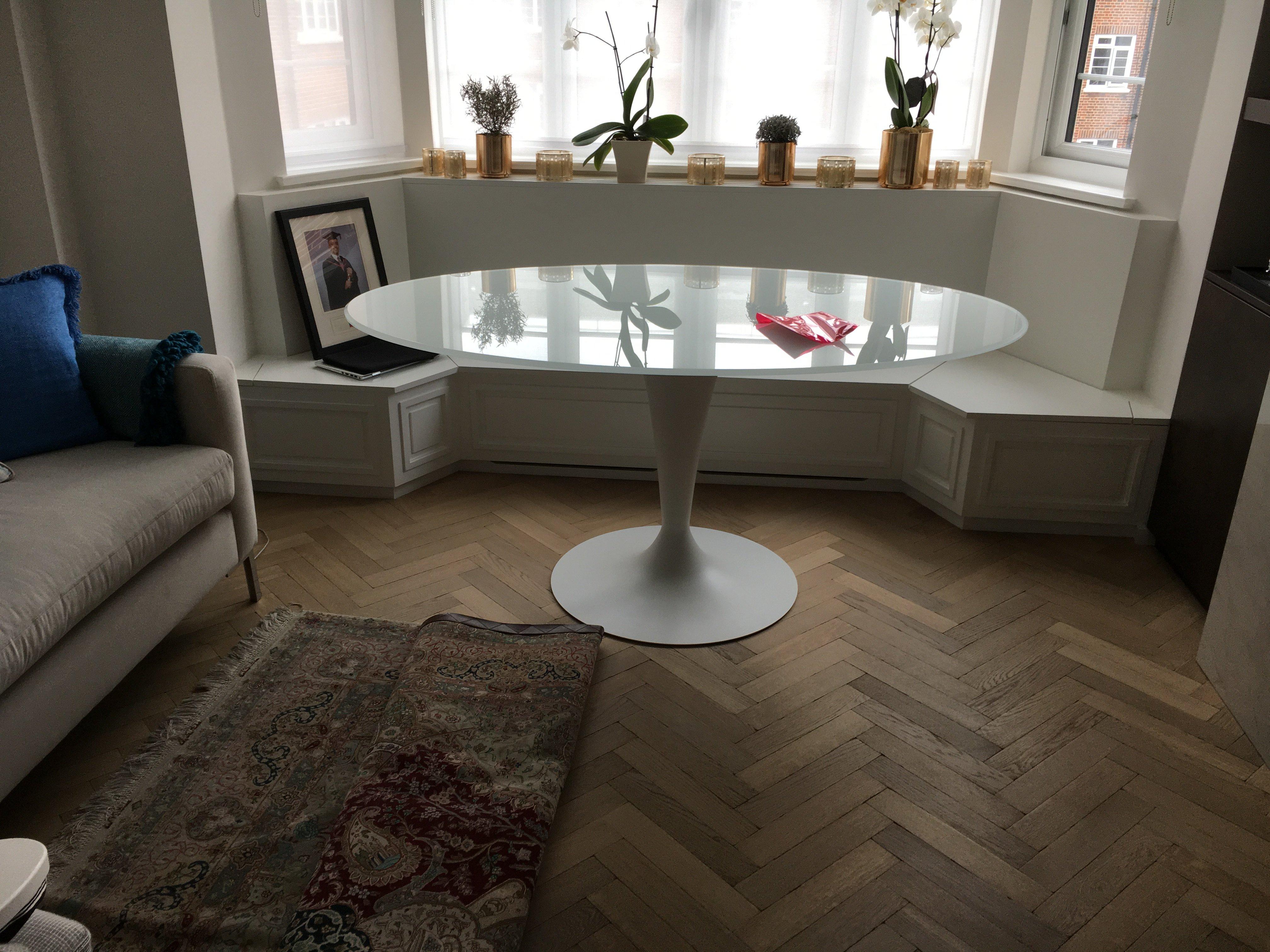 Flute Dining Table Sovet