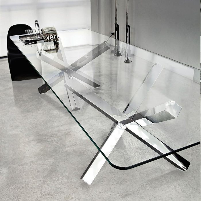 Aikido-Large-Glass-Dining-Table-by-sovet-Italia-1
