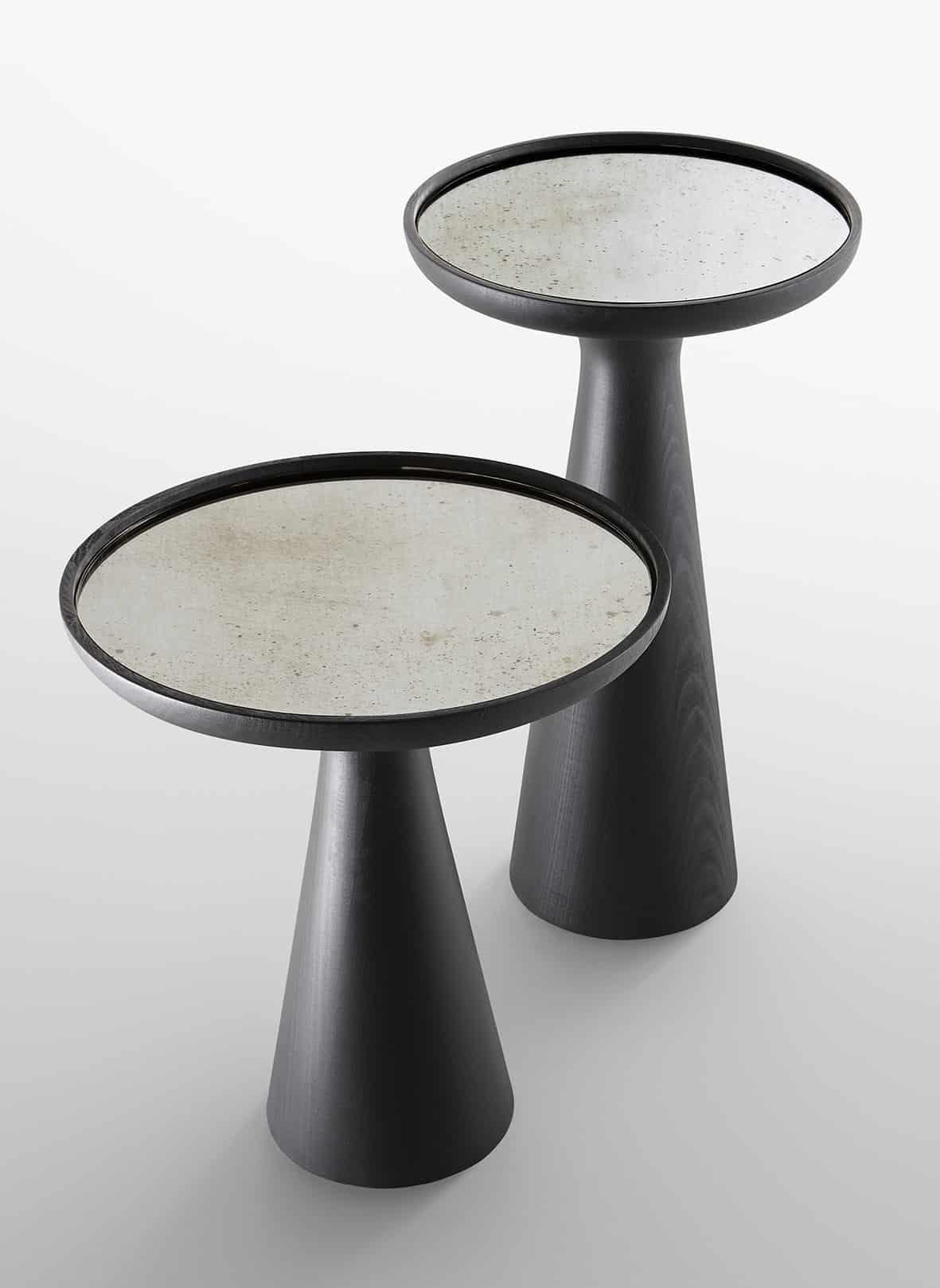 Fante GallottiRadice glass furniture milan 2015