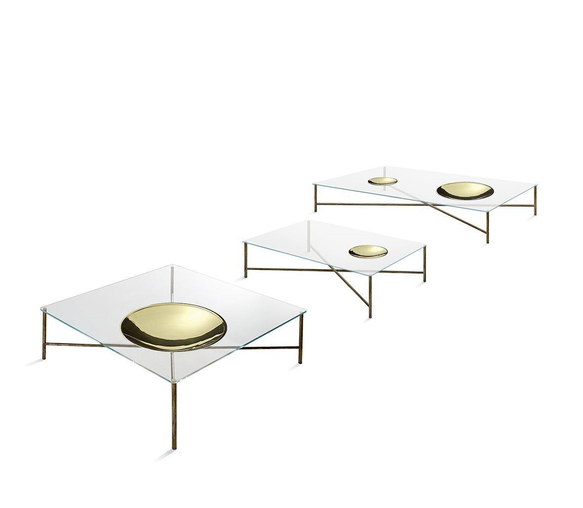 Golden Moon GallottiRadice glass furniture milan 2015