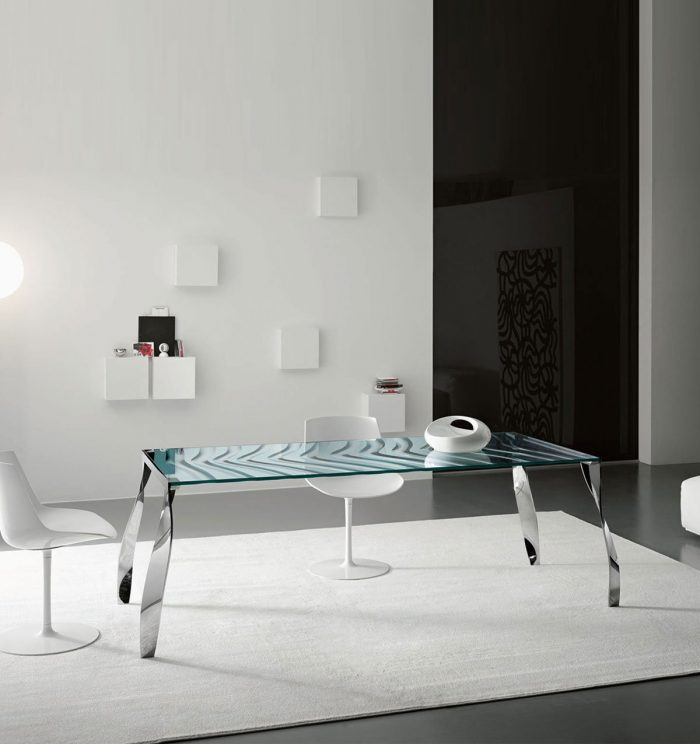 Tonelli design luz de luna table