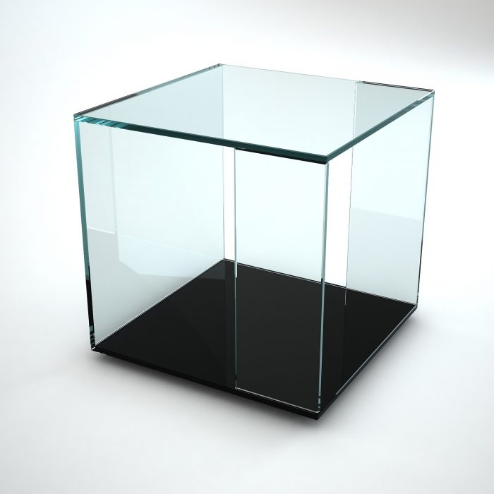 Tifino glass table