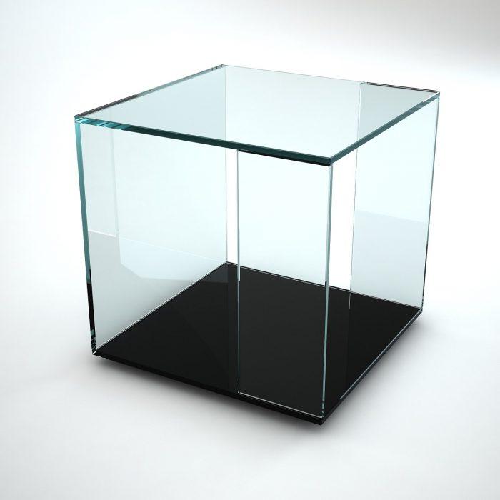 Tifino glass table