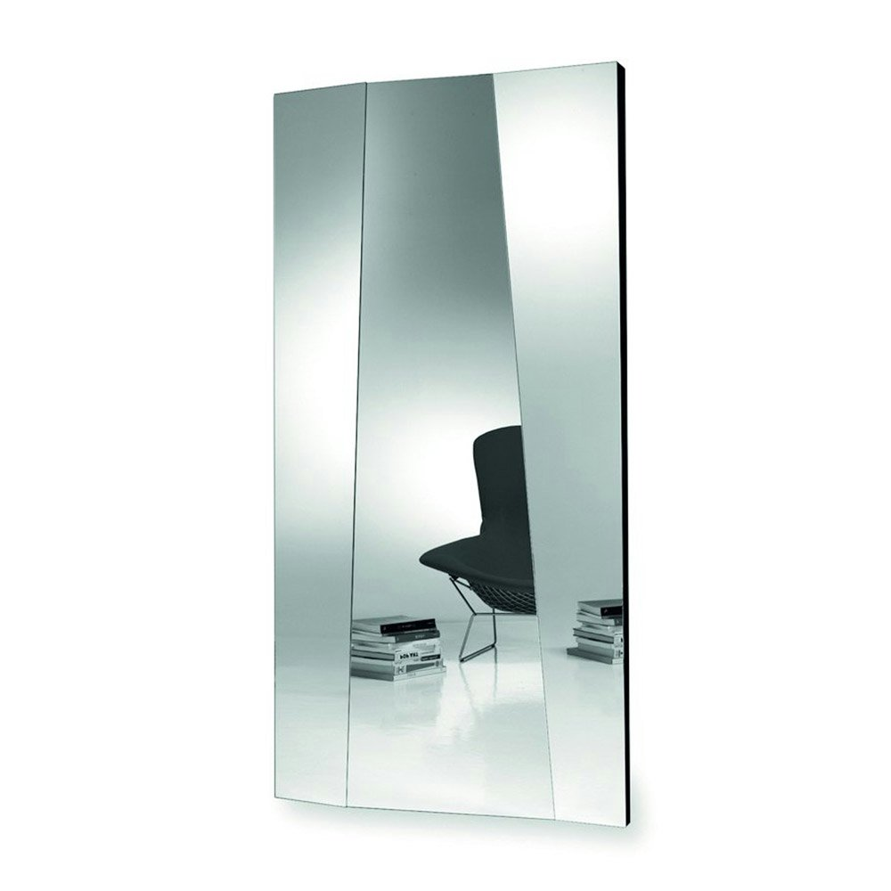 Autostima mirror by tonelli klarity glass furniture Mirror glass furniture