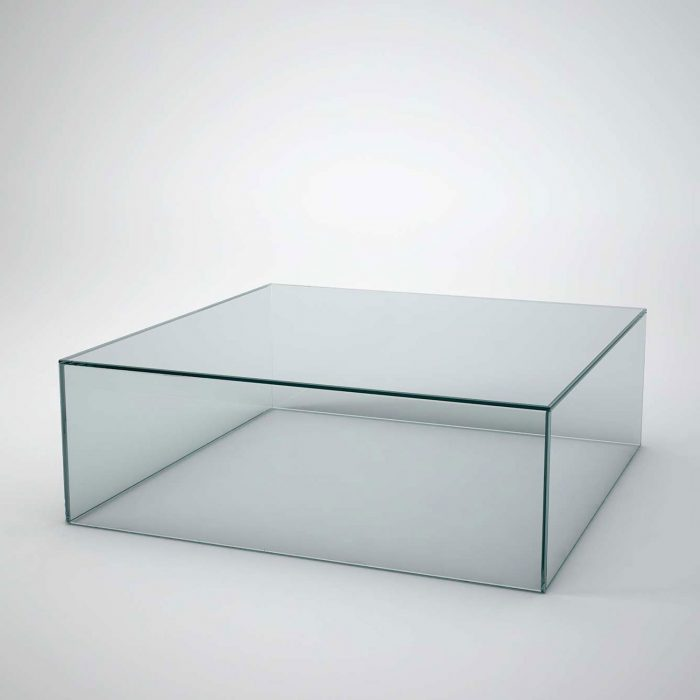 All Glass Coffee Tables Klarity Glass Furniture Specialists