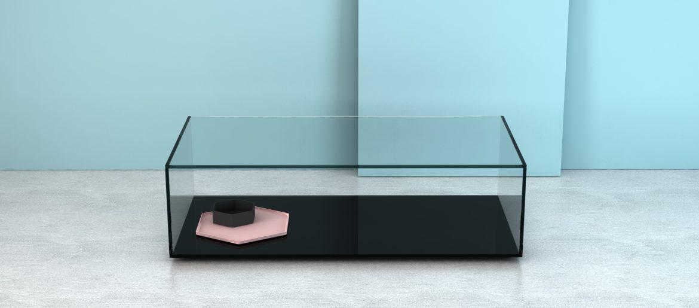 klarity glass furniture