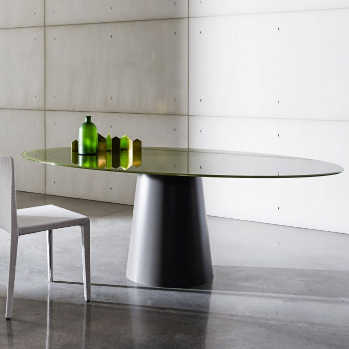 totem-metal-glass-dining-table