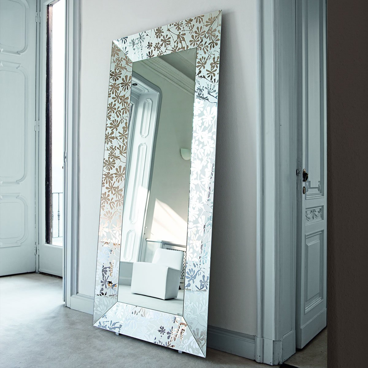 Denver Mirror Klarity Glass Furniture
