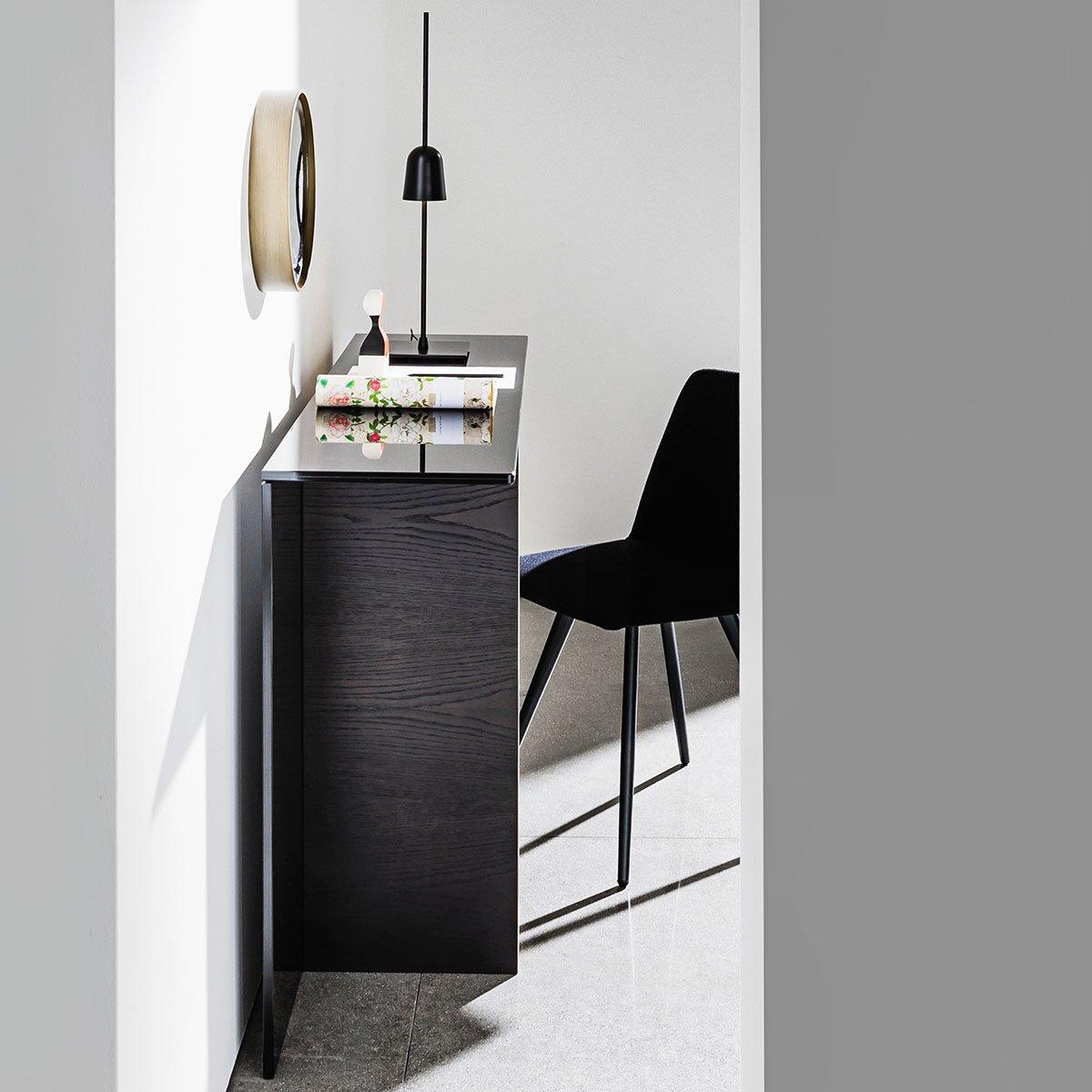 Sovet Regolo Wood Console Table