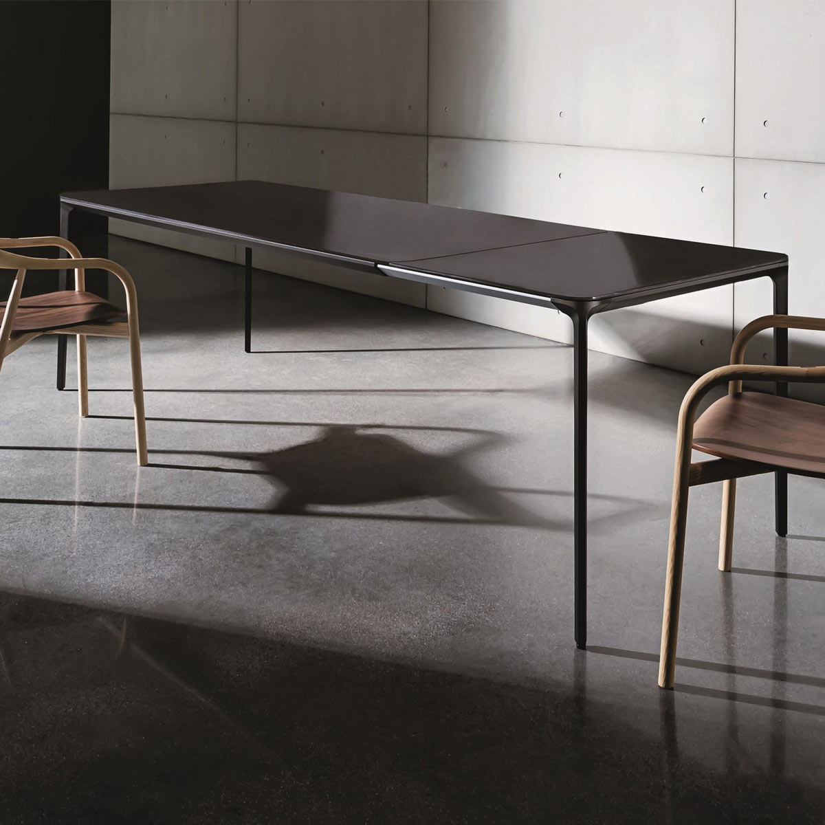 100 Extended Dining Table Florence Round Extending  : slim extendedingdiningtable from 108.61.189.51 size 1200 x 1200 jpeg 60kB