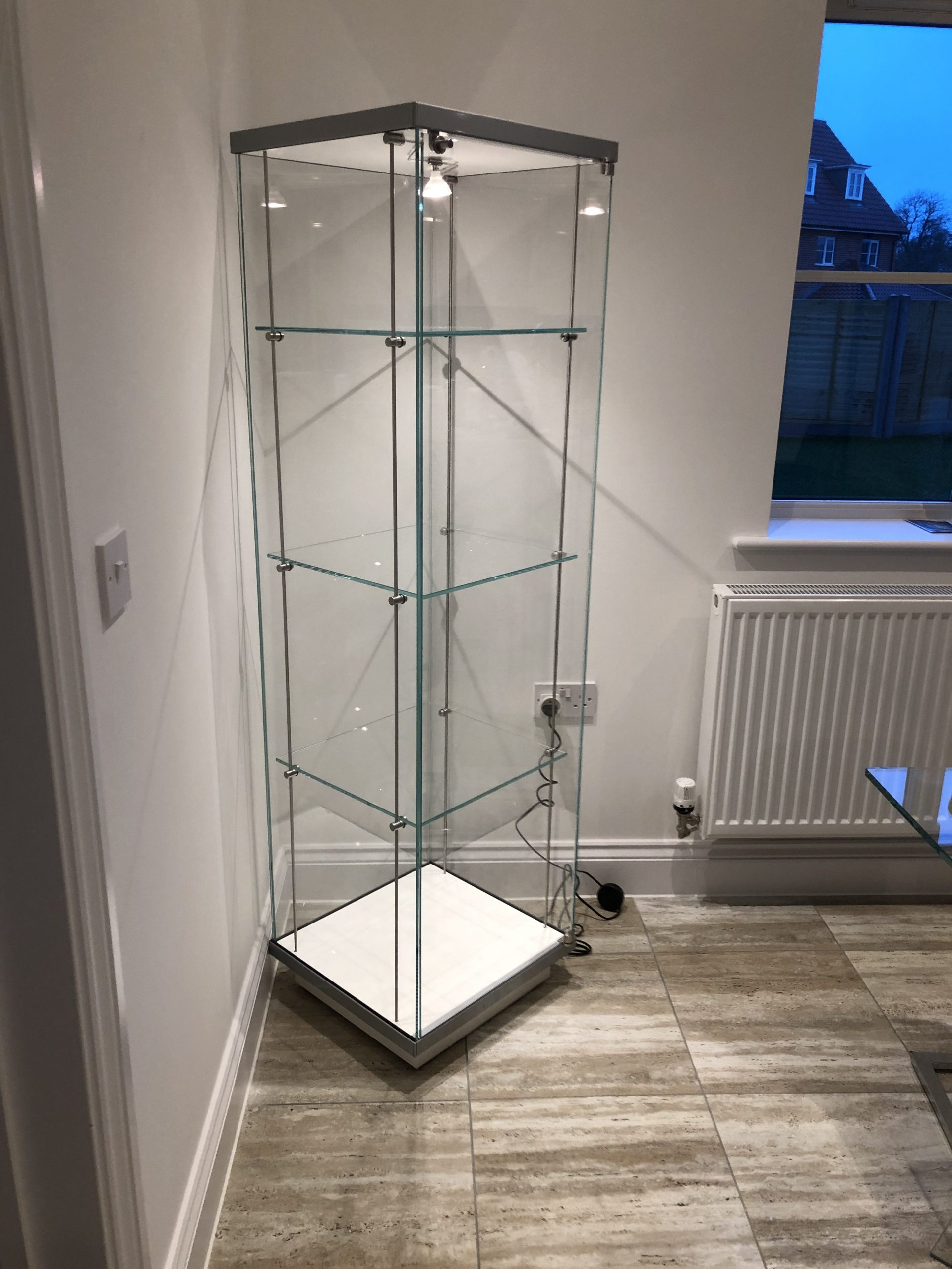 Tonelli Display Case