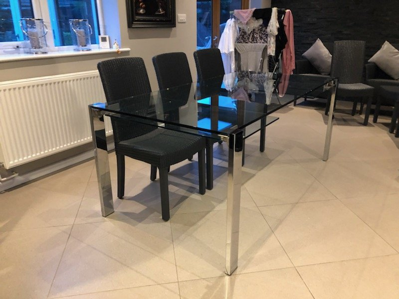 Tonelli Extending Dining Table