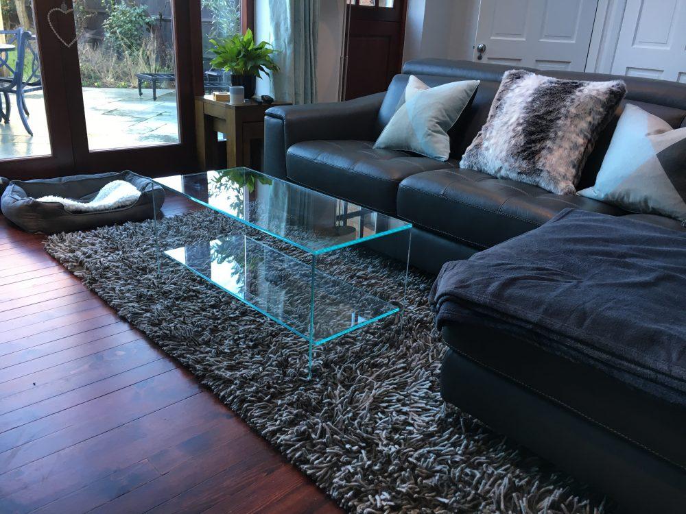 Judd Glass Table