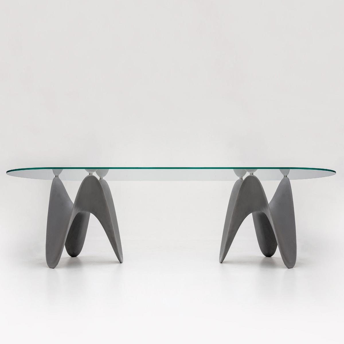 Gaya Large Contemporary Dining table