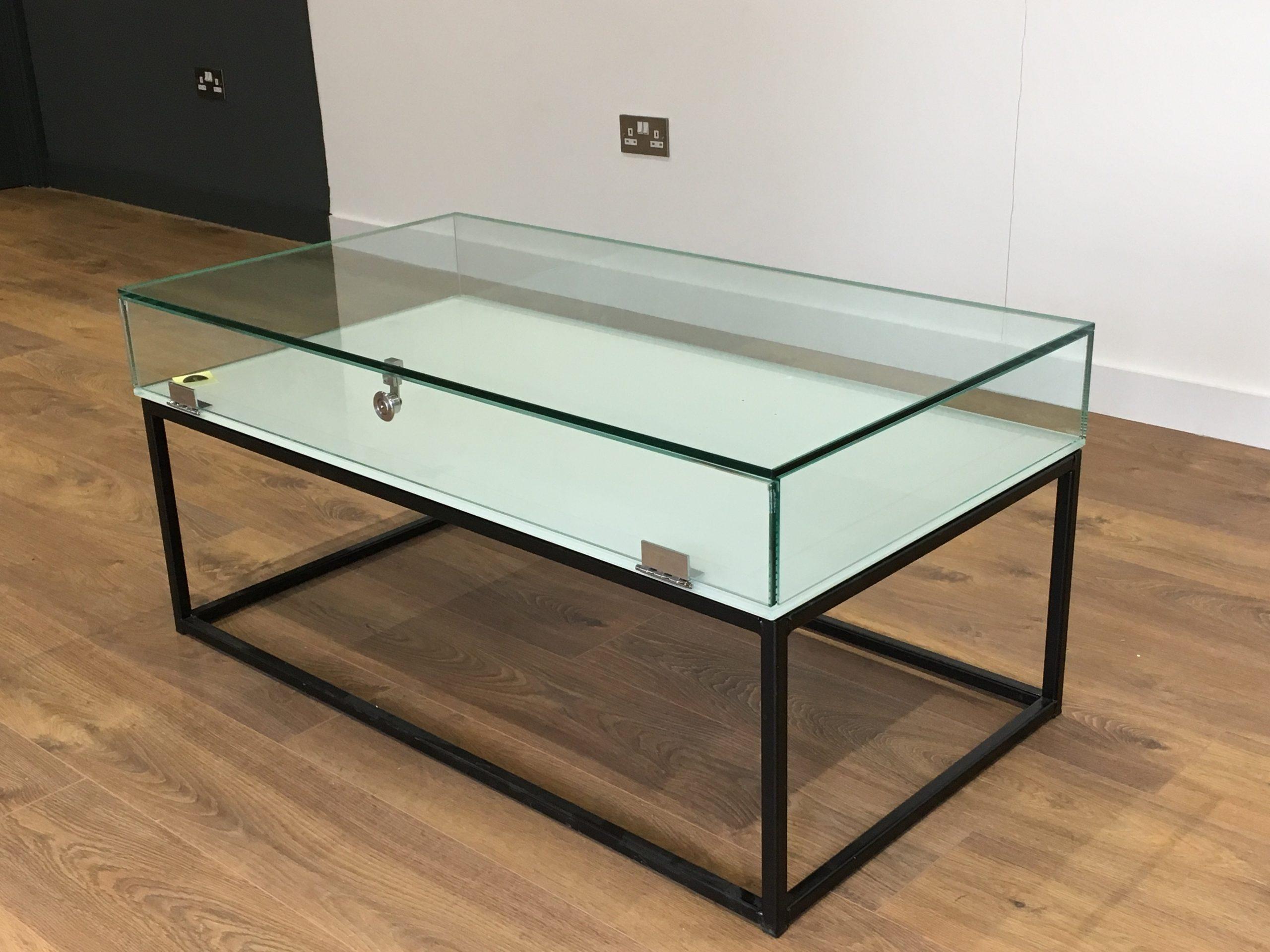 model display table