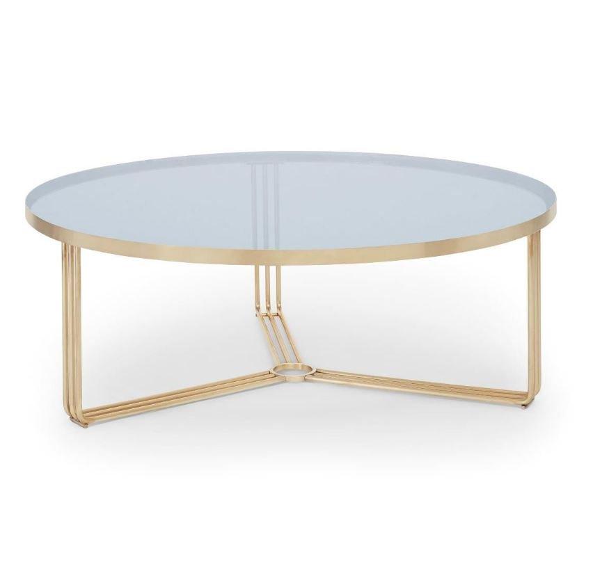 Finn Large Coffee Table Klarity Glass Furniture